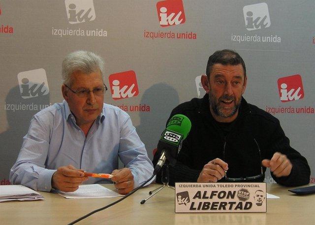Manuel Fuentes, IU
