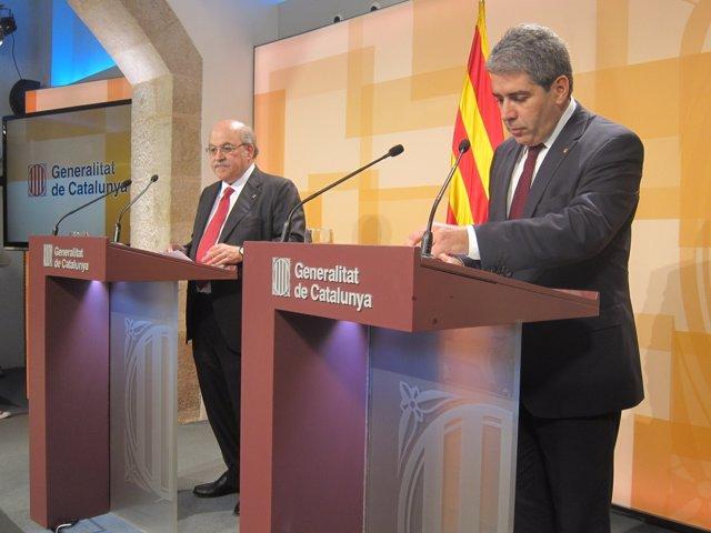 F.Homs y A.Mas-Colell
