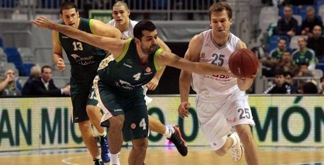 Unicaja vence a Brose Baskets