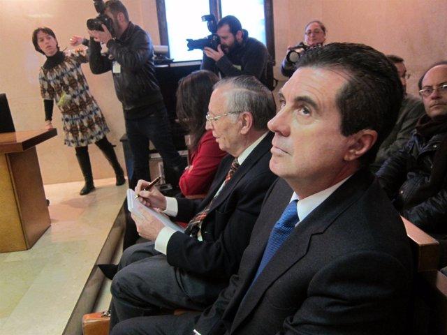 Jaume Matas En El Juicio Del Caso Palma Arena