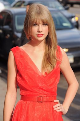 Taylor Swift En Los Billboard's Women In Music Awards