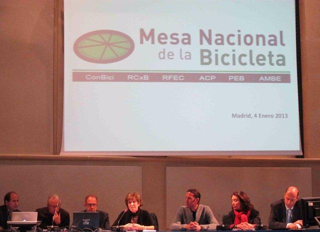 MESA NACIONAL DE LA BICICLETA
