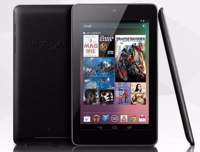 Tablet Nexus 7 de Google