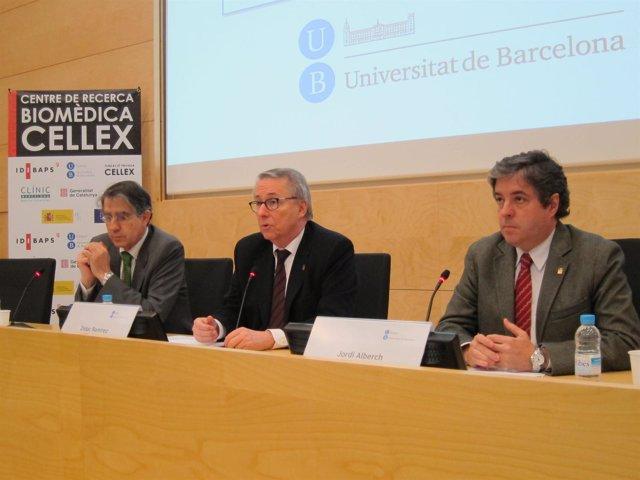 R.Gomis, D.Ramírez y J.Alberch