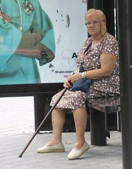 Los pacientes ancianos sufren en gran medida hipertensión de 'bata blanca'
