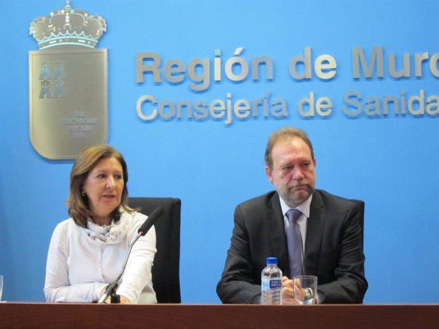 Palacios y Sotoca, en rueda de prensa