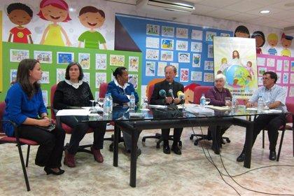 Los niños españoles aportaron 2,3 millones de euros a la infancia necesitada de África, América, Asia y Oceanía en 2012