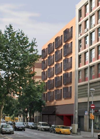 La Obra Social La Caixa sortea 30 viviendas de alquiler asequible en el Eixample de Barcelona