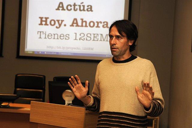 CESÁREO GARCÍA RODICIO, INGENIERO DE TELECOMUNICACIONES