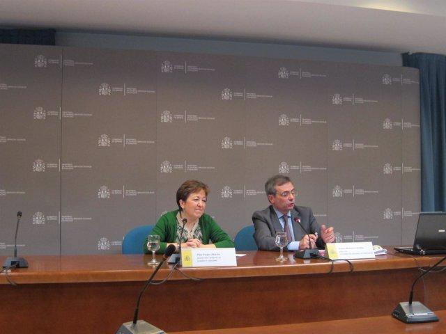 Presentación Balance de actividad de la ONT en 2012