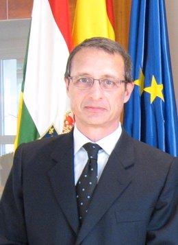 José Alejandro López del Val, gerente de la FHC