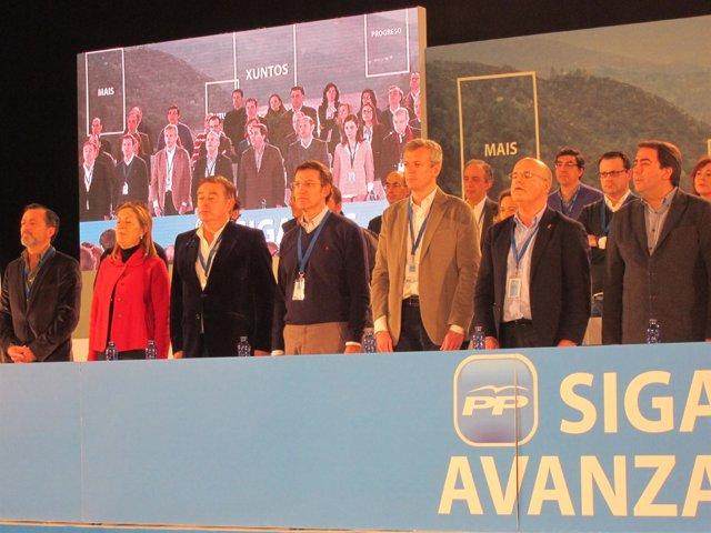 Comité del PPdeG, en Lugo
