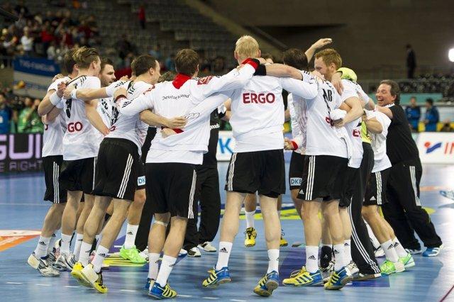 Alemania se clasifica para cuartos del Mundial de Balonmano