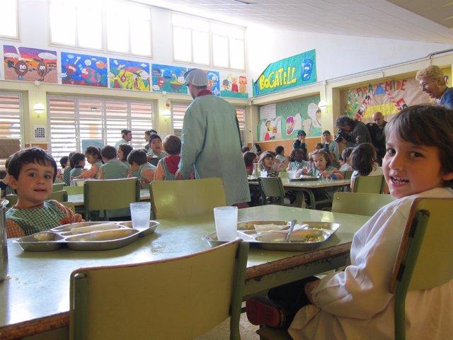 El servicio en los comedores afectados por el conflicto de ...