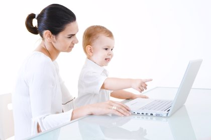 Internet es el nuevo consultorio para madres