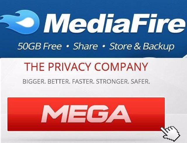 Recurso MediaFire y Mega