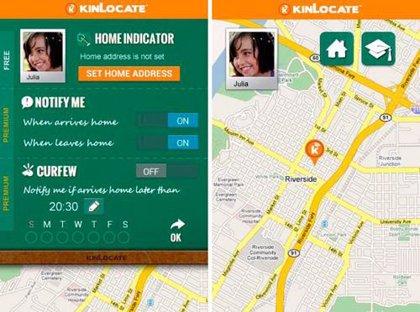 Una app que permite saber la ubicación de los miembros de tu familia