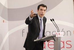Carlos Mulas, director de la Fundación Ideas destituido