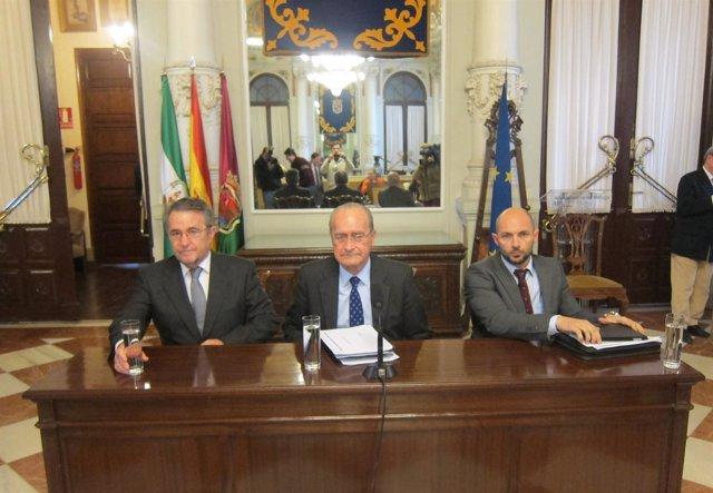 De la Torre, Maldonado y López