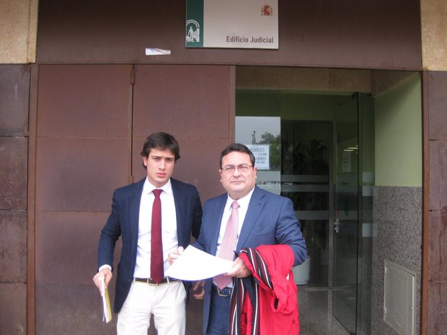 Manuel Alcocer y Luis Paniagua