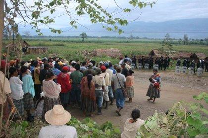 Guatemala.- Intermón reclama la colaboración ciudadana para que 769 familias campesinas de Guatemala recuperen tierras