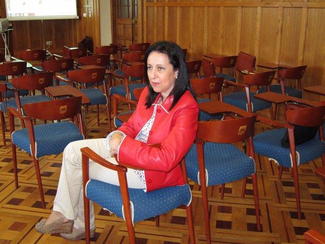 Margarita Robles En La UIMP