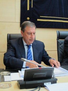 Juan José Mateos Comparece En Las Cortes