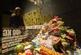 Exposición Justicia Alimentaria. Sembrando esperanza