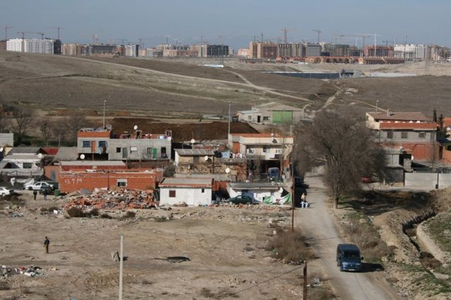Cañada Real Galiana de Madrid