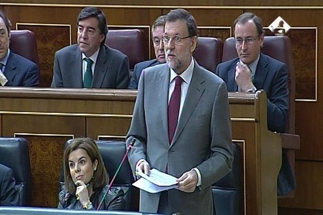 Rajoy evita hablar de casos concretos de corrupción