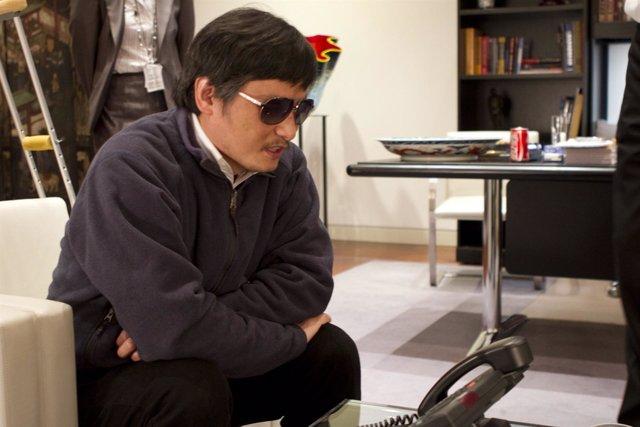 Disidente Chino Chen Guangcheng