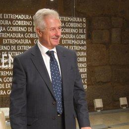 César Díez Solís, secretario general Educación Extremadura