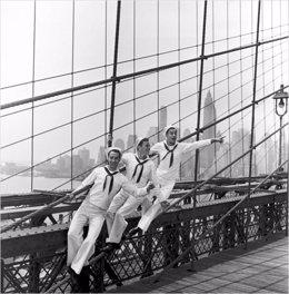La película 'Un día en Nueva York'