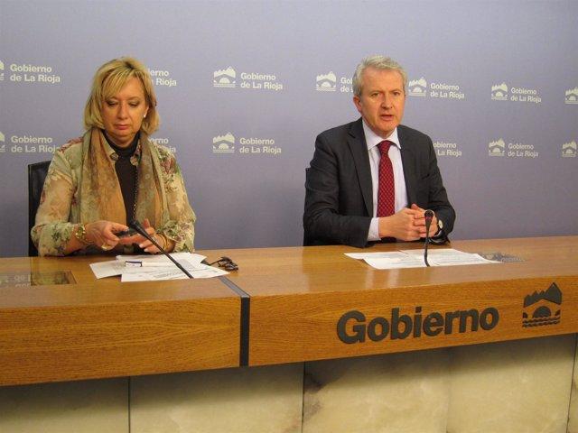 Del Río y Elisa Torrecilla exponen los órganos de participación