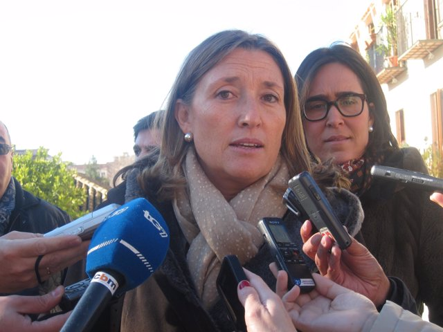 La concejal de Urbanismo en el Ayuntamiento de Granada, Isabel Nieto