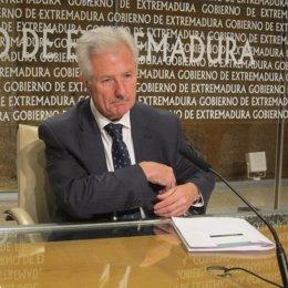 Díez Solís, secretario general Educación Gobierno Extremadura
