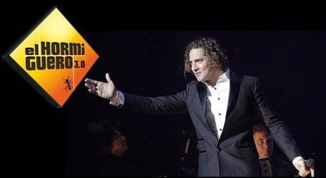 David Bisbal, 'El Hormiguero'