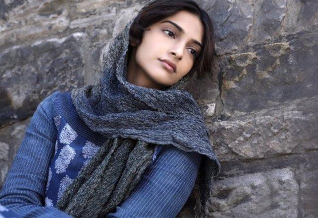 La Actriz Sonam Kapoor, Hija Del Anil Kapoor