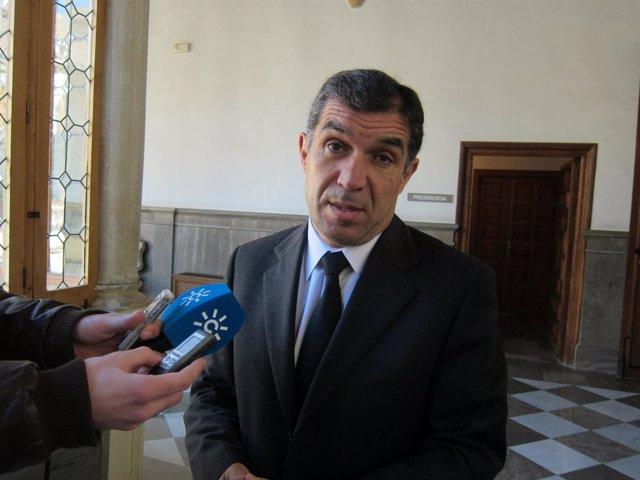 Presidente Del TSJA, Lorenzo Del Río, Este Viernes