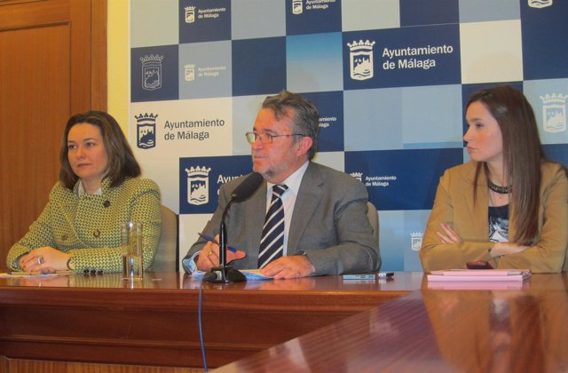 María del Mar, Diego Maldonado y Elisa Pérez