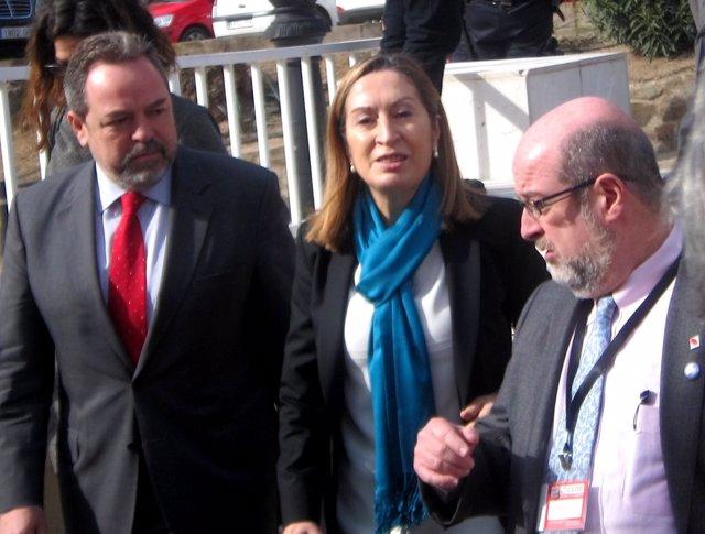 Ana Pastor en Toledo