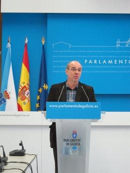 Francisco Jorquera, en su comparecencia