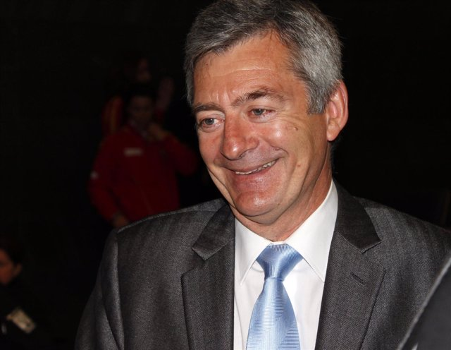 Fernando Carpena, Presidente De La RFEN