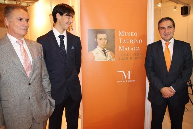 Bendodo presenta el Museo Taurino de Málaga en Fitur turismo