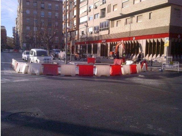 Obras calle