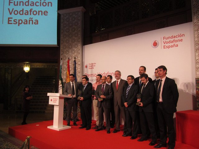 VI Premios a la Innovación en Telecomunicaciones de Vodafone
