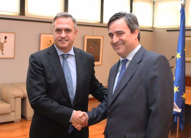 José Luis Astiazarán y Miguel Cardenal