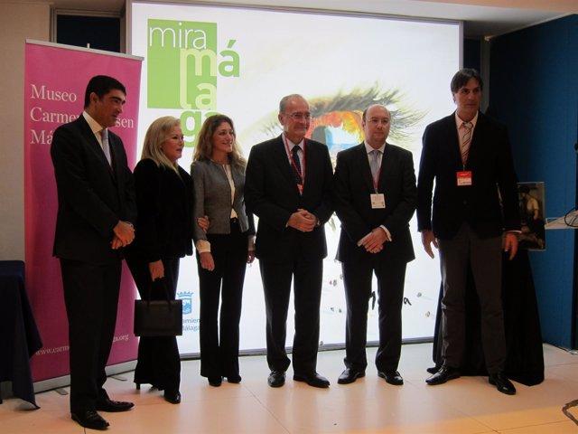 Málaga y Córdoba promocionan cultura con ua exposición 'Julio Romero de Torres'