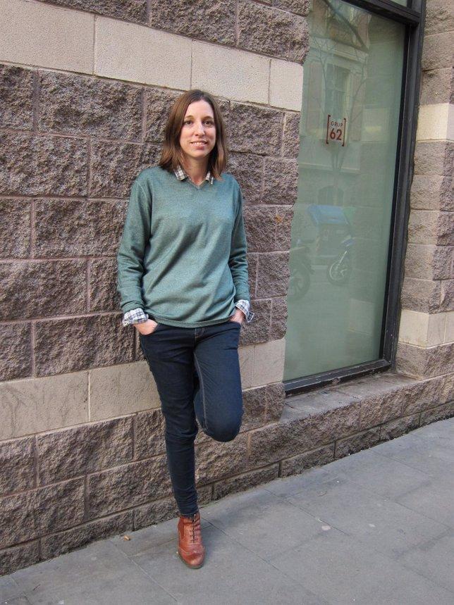 La escritora y periodista Llucia Ramis