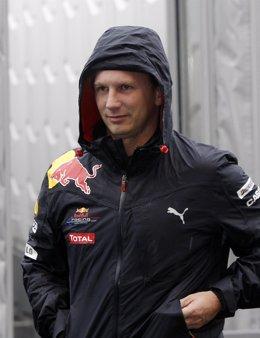 Christian Horner Red Bull F1